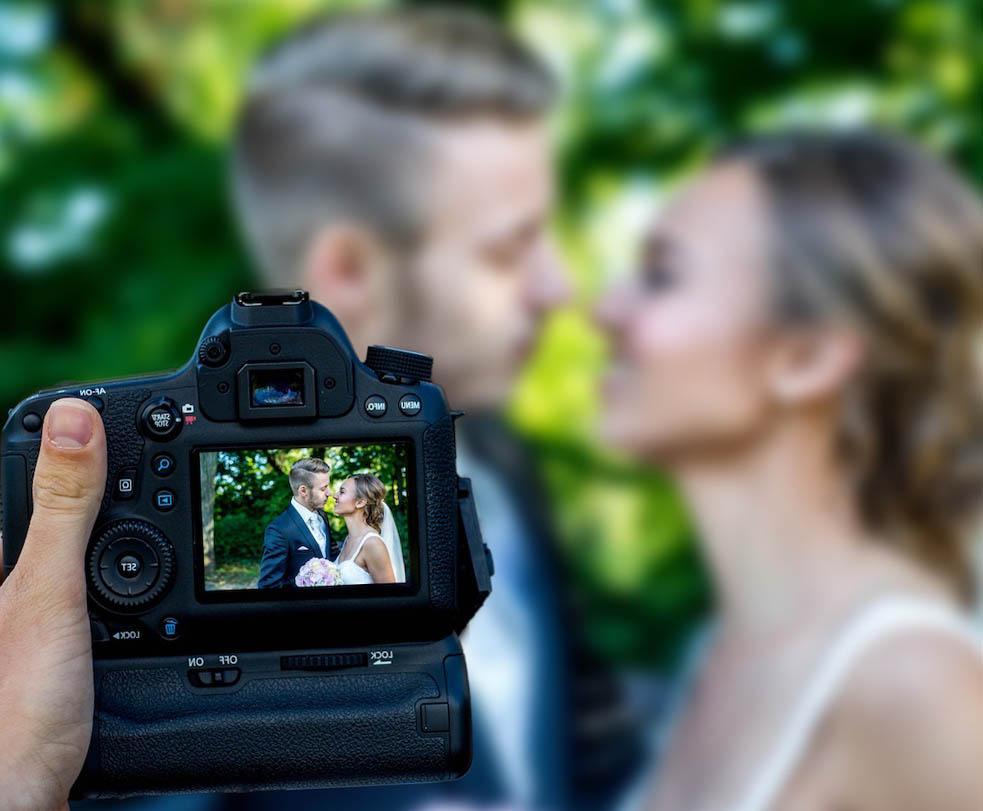видеограф, фотограф на свадьбу