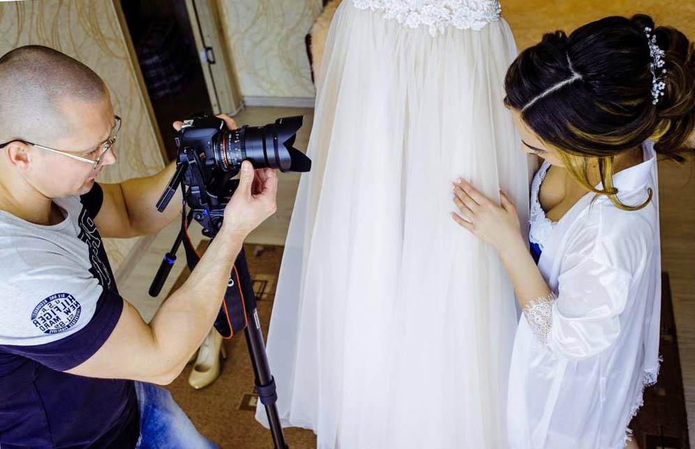 фотограф на свадьбу. невеста. платье невесты