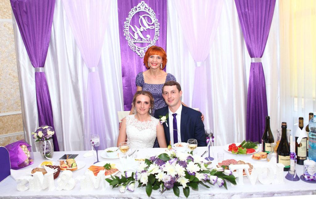 ведущий на свадьбу Арсенова Юлия, ведущая свадеб