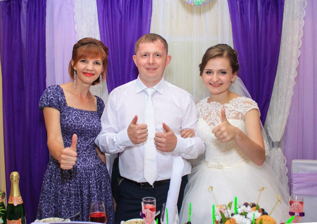тамада на свадьбу, молодожены, Ведущая свадеб Арсенова Юлия