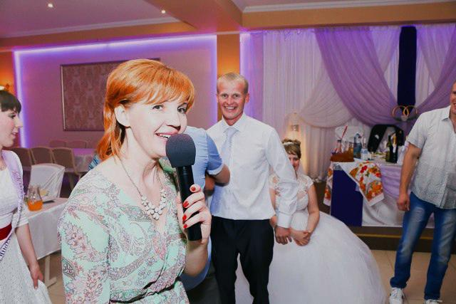 тамада на свадьбу, ведущая Юлия Арсенова,